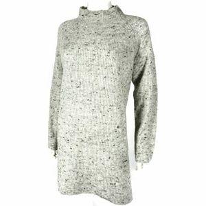 Madewell Womens Sweater Size Large Northfield Mock
